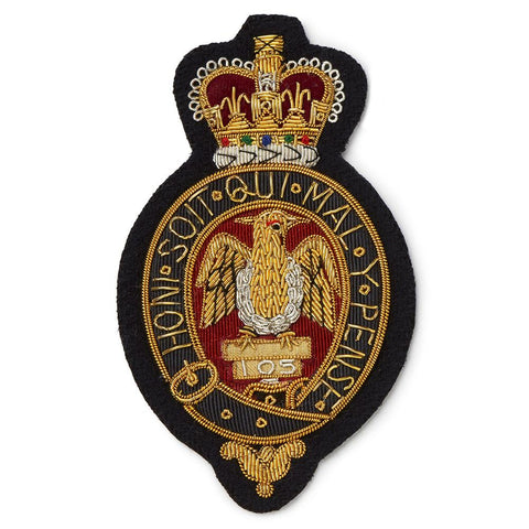 Blues & Royals Blazer Badge
