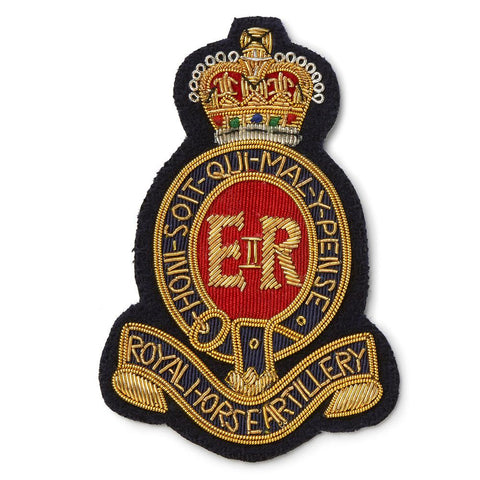 Royal Horse Artillery Blazer Badge Accessories Not specified