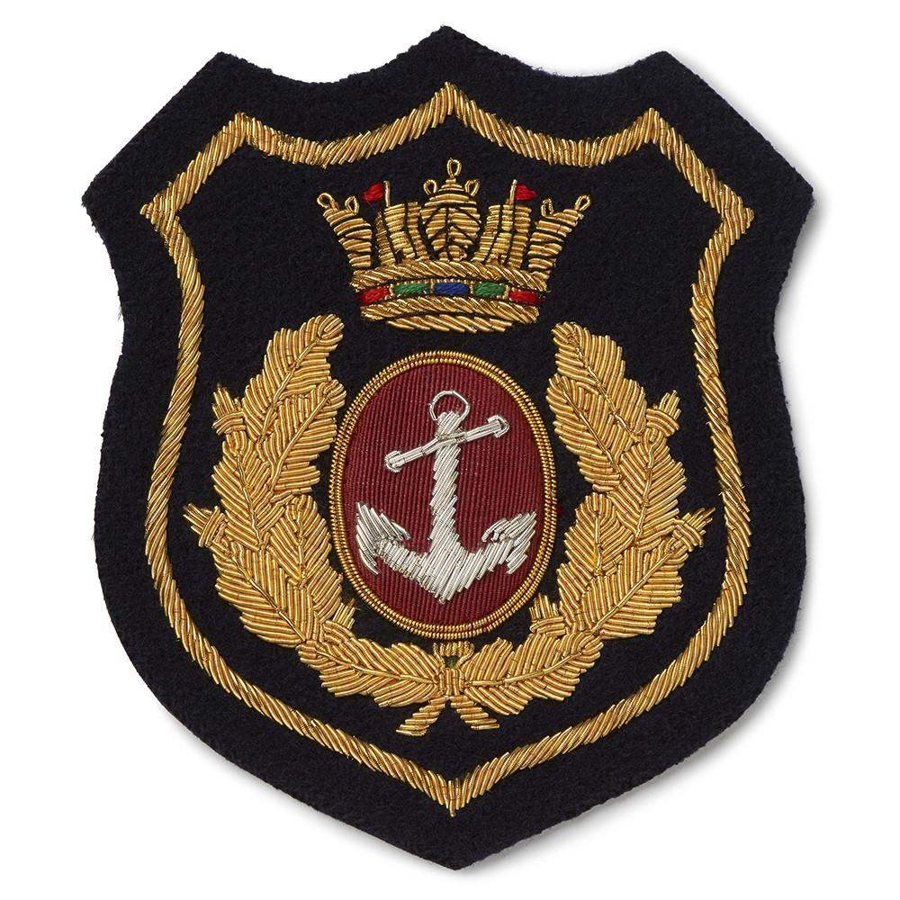Merchant Navy Blazer Badge Accessories Not specified