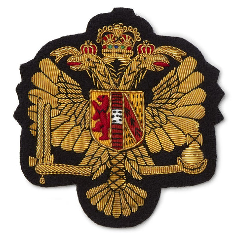 Kings Dragoon Guards Blazer Badge Accessories Not specified