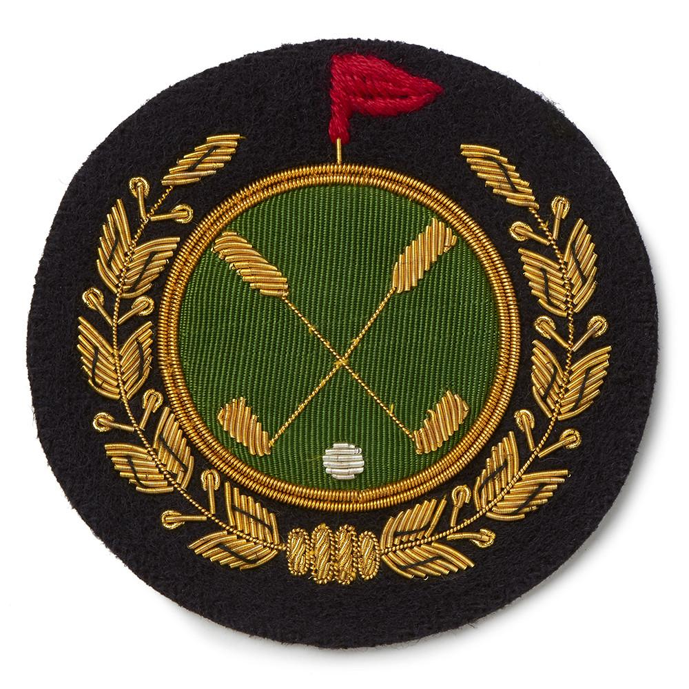 Golf Blazer Badge