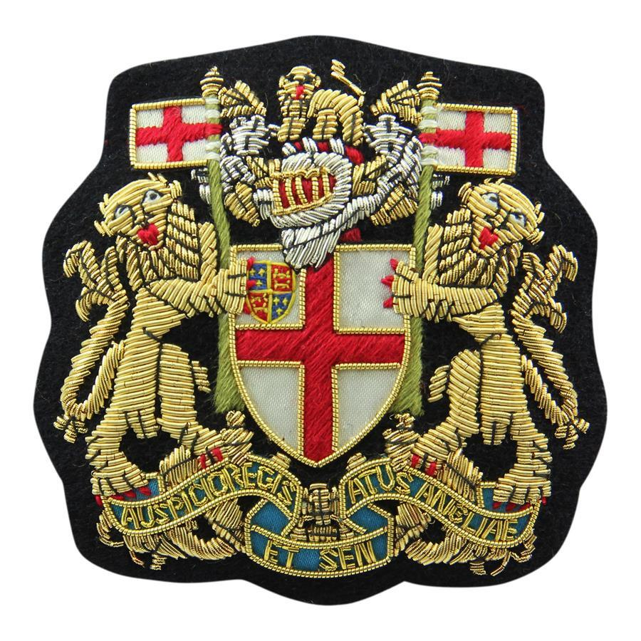 East India Company Blazer Badge