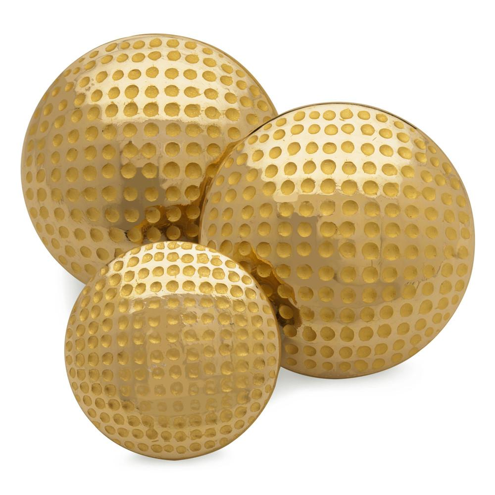 Golf Ball Blazer Button Set (Double Breasted)