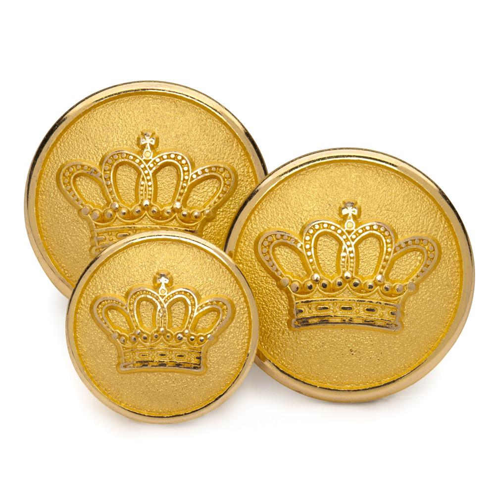 Duchess's Coronet Blazer Button Set (Single Breasted)