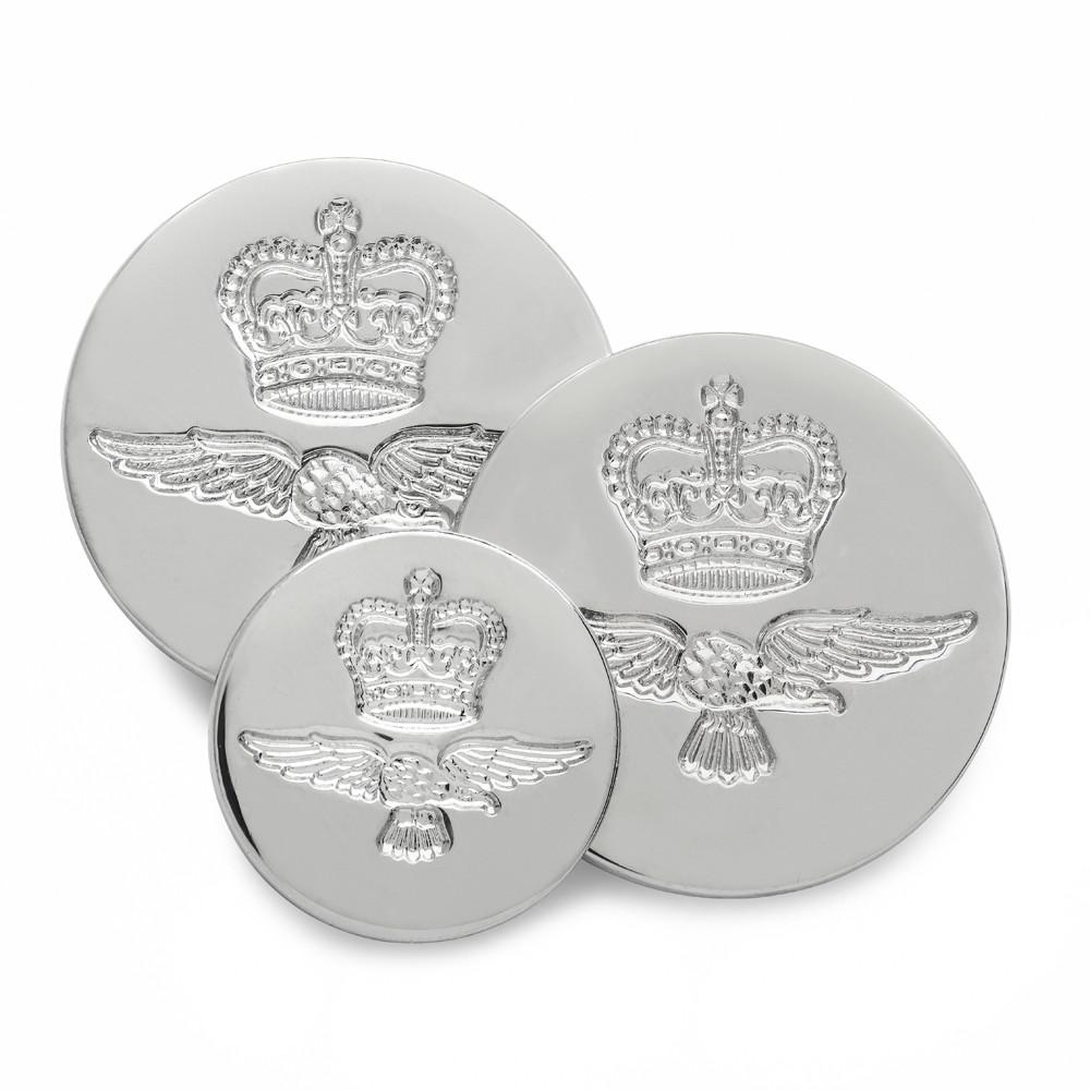 Royal Air Force (Silver) Blazer Button Blazer Buttons Not specified