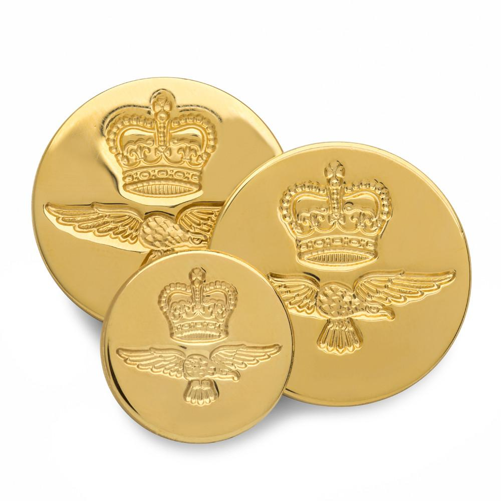 Royal Air Force Blazer Button Set (Single Breasted)