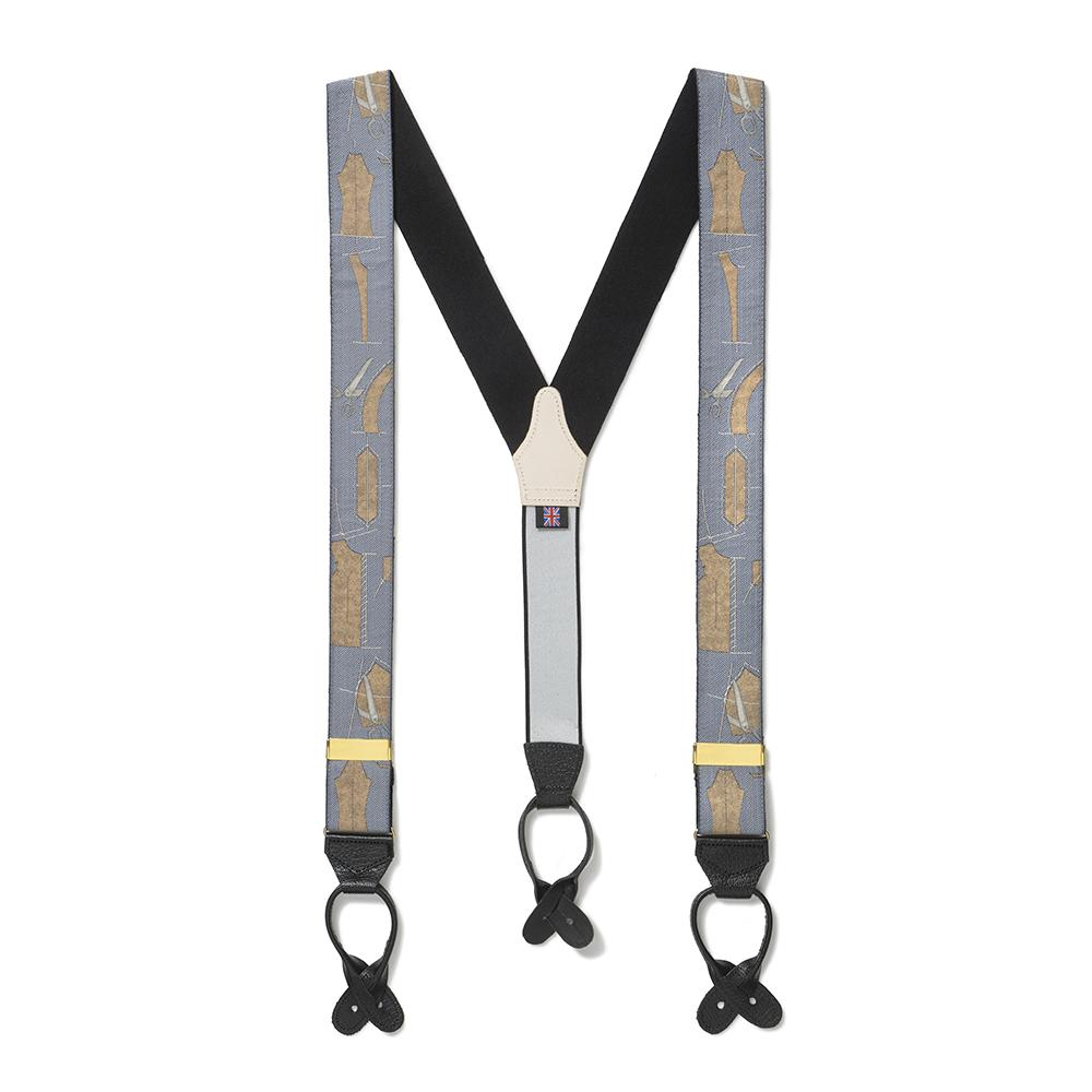 Pattern Cutting Limited Edition Luxury Braces Accessories Not specified