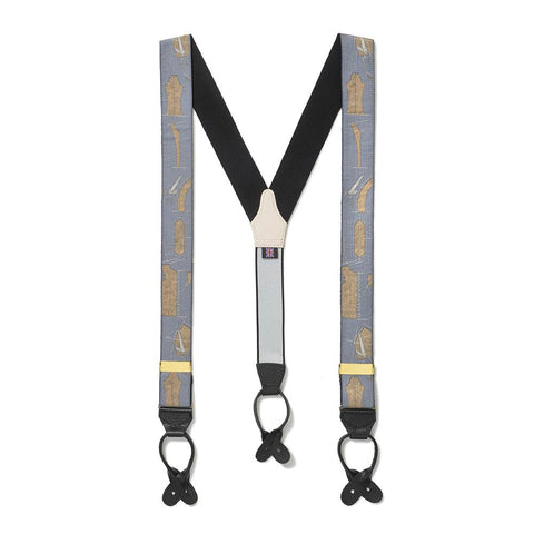 Pattern Cutting Limited Edition Luxury Braces