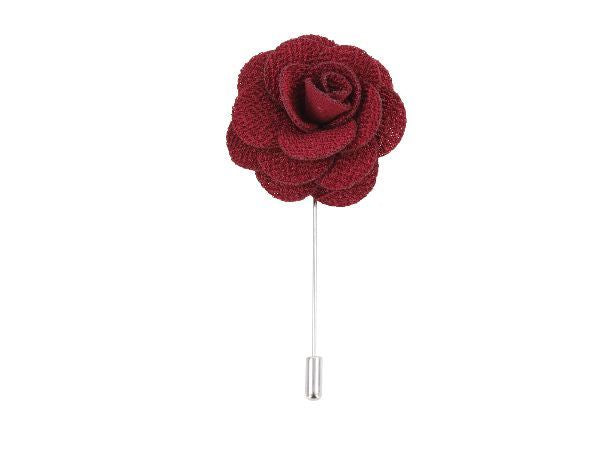 Boutonniere (Burgundy) Accessories Not specified