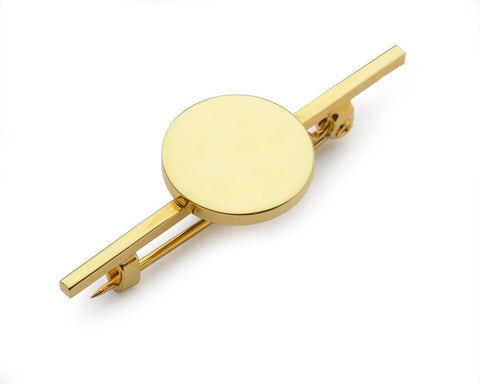 Bar Brooch Accessories Not specified