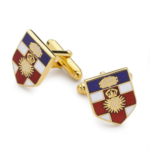 London University Enamel Shield Cufflinks Cufflinks Not specified
