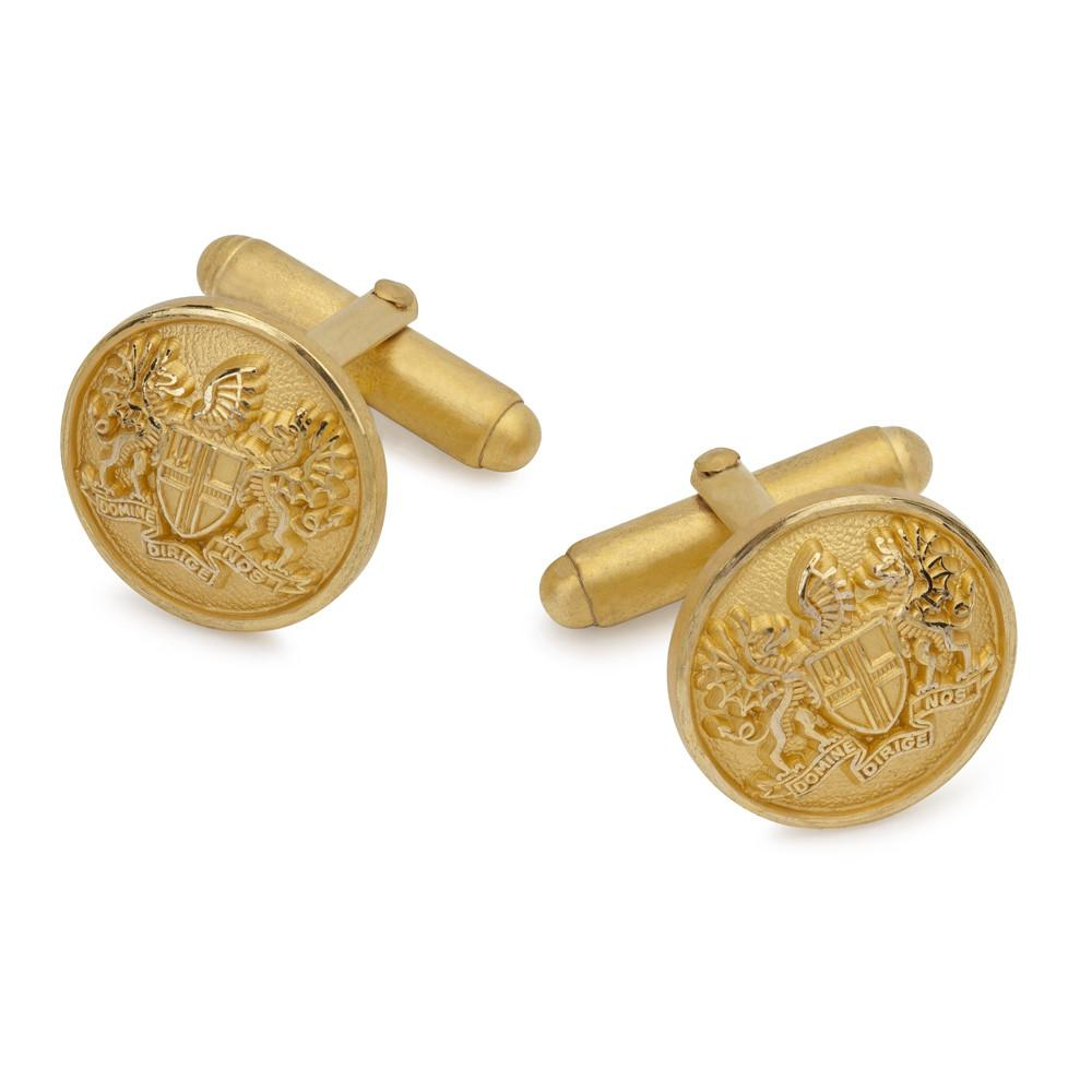City Of London Button Cufflinks