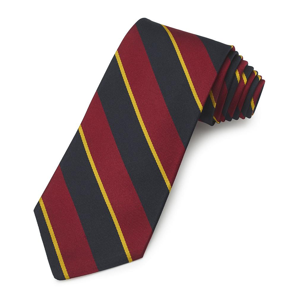 16th/5th The Queen's Royal Lancers Silk Tie