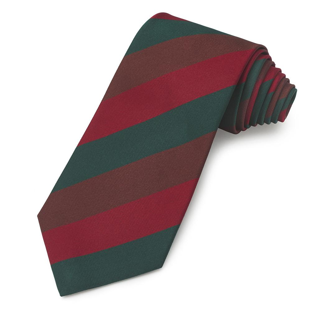 Royal Tank Regiment Silk Tie