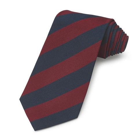 Brigade Of Guards Household Division Three-Fold Silk Tie