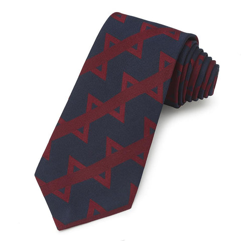 Honourable Artillery Company Three-Fold Silk Tie