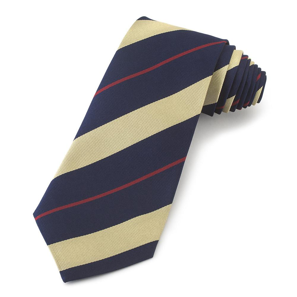Royal Gloucestershire Hussars Silk Tie
