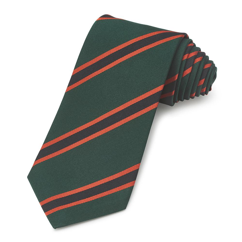 The Rifles Silk Tie