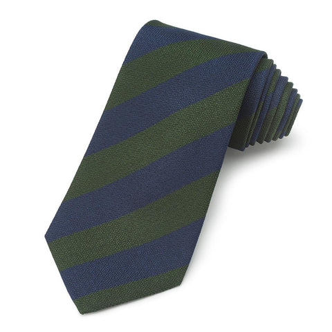 Scottish & North Irish Yeomanry Three-Fold Silk Non-Crease Tie