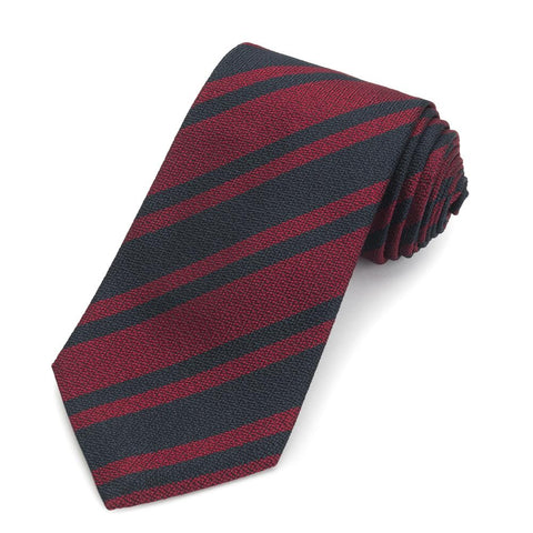 Royal Engineers Three-Fold Silk Reppe Tie Neckwear Benson And Clegg