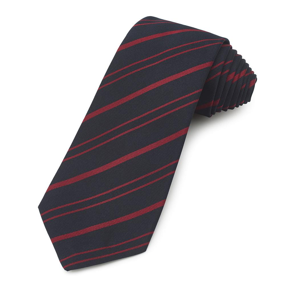 Royal Military Police Three-Fold Silk Reppe Tie