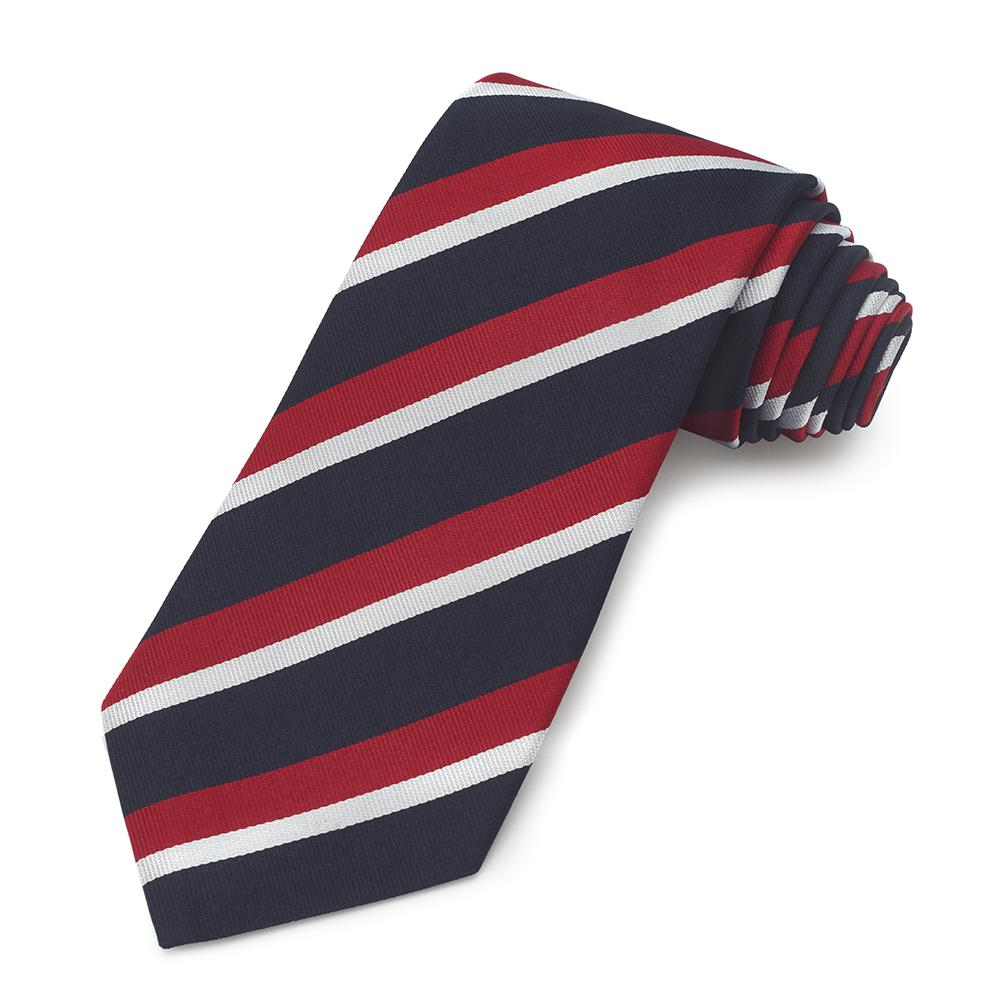 Royal Navy (Pre-1933 Pattern) Three-Fold Silk Reppe Tie