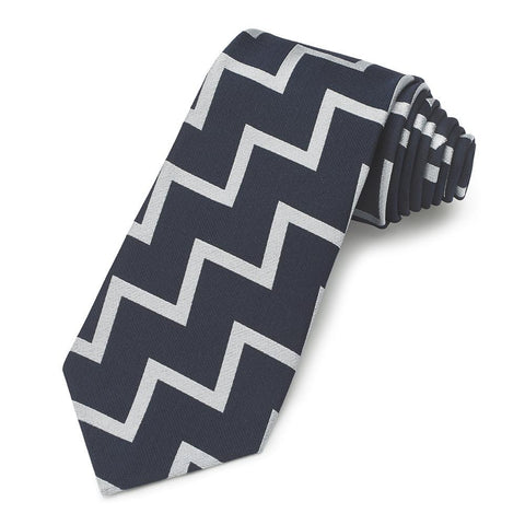 Fleet Air Arm (Zig Zag Pattern) Silk Tie