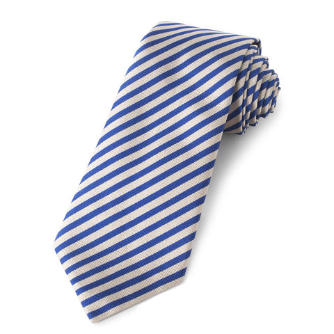 Inner Temple Three-Fold Silk Reppe Tie Neckwear Benson And Clegg