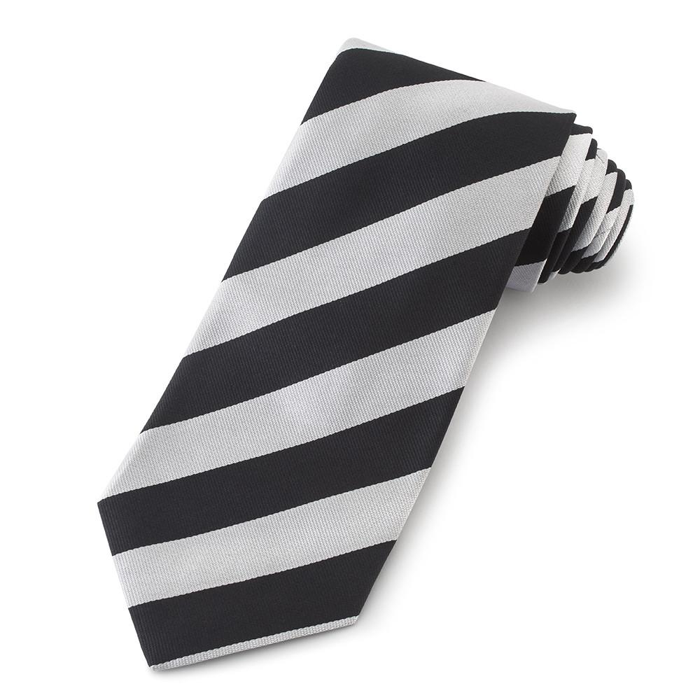 Magdalen College Oxford Three-Fold Silk Reppe Tie