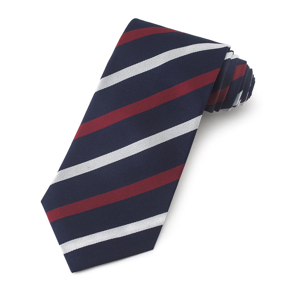 Old Oundle Silk Tie