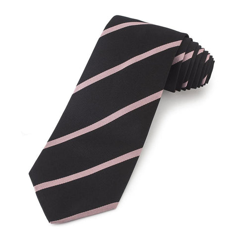 Westminster School Three-Fold Silk Reppe Tie