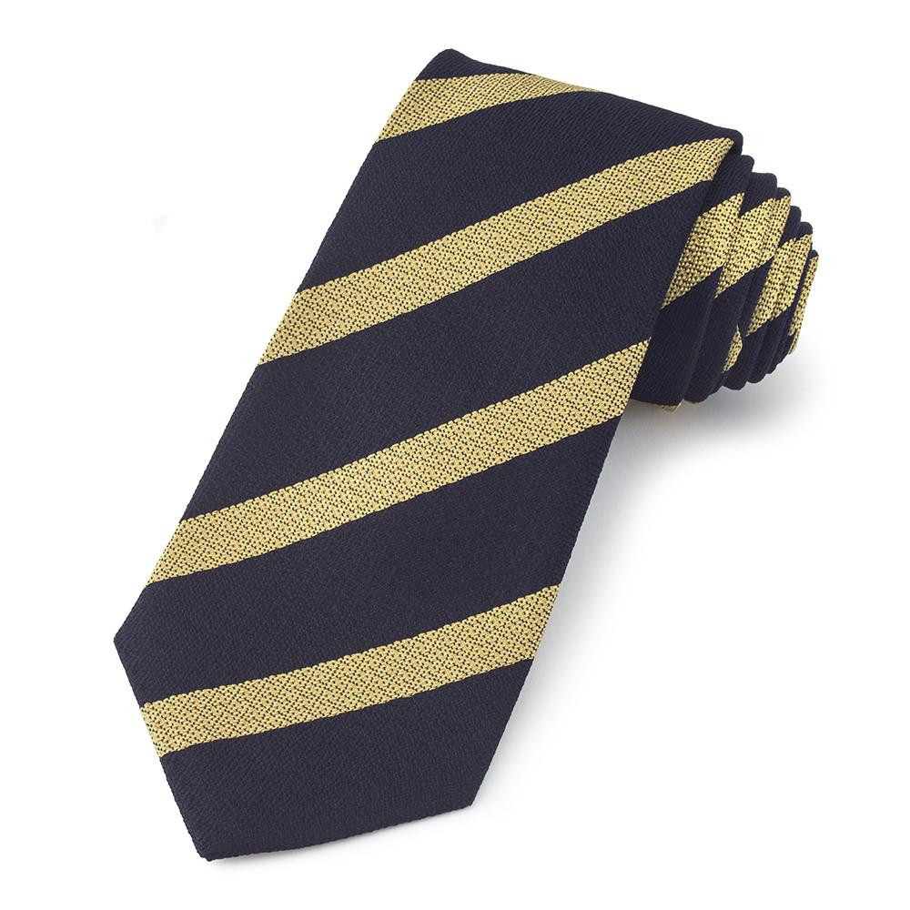 Stonyhurst School Three-Fold Silk Non-Crease Tie