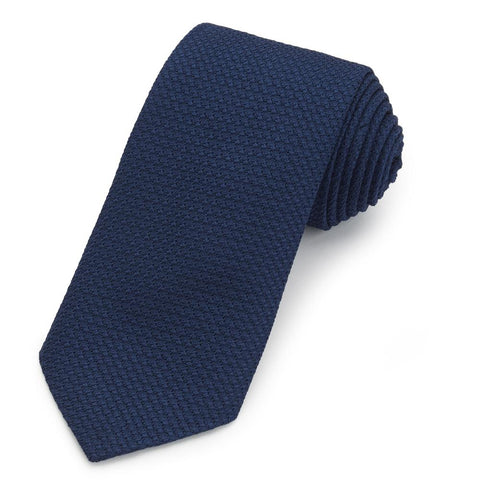 Grenadine (Royal Blue) Silk Tie