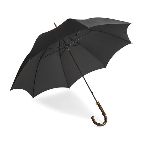 Classic Scorched Whangee Umbrella