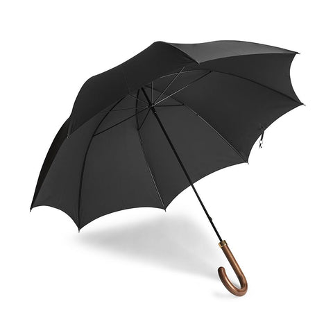 B&C Gentleman's Umbrella In Black