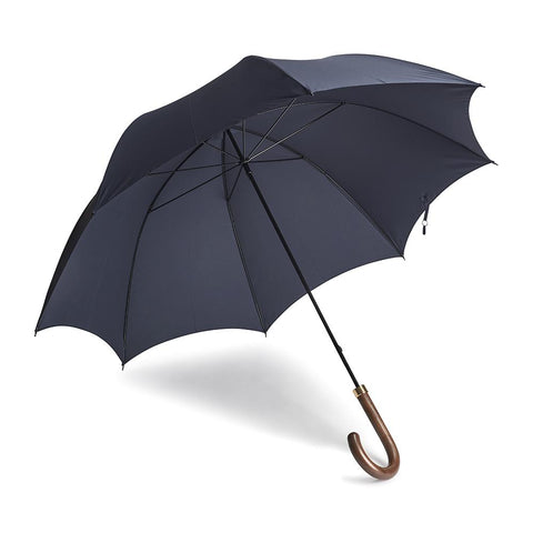 B&C Gentleman's Umbrella In Navy