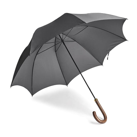 B&C Gentleman's Umbrella In Grey