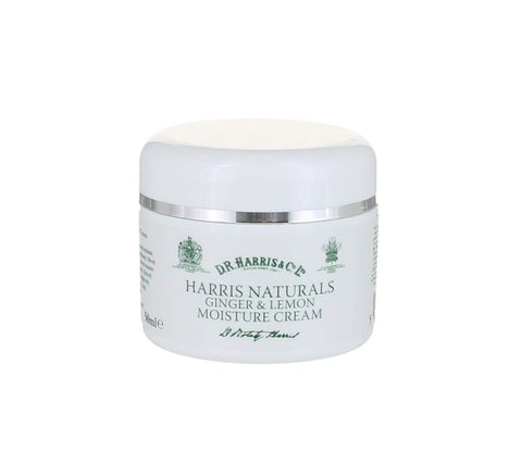 D. R. Harris Ginger & Lemon Moisture Cream (50ml) Accessories D R Harris