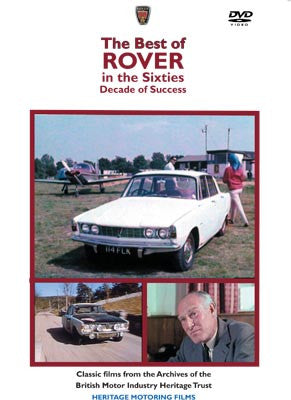 The Best of Rover in the Sixties DVD  (HMFDVD5022)