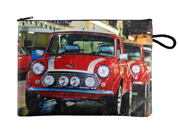 Last Mini Cooper 2000 Large Zip Pouch