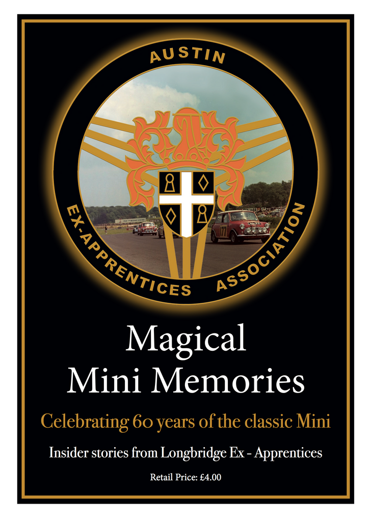 Magical Mini Memories Magazine