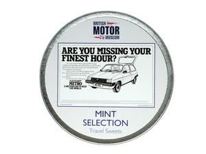 British Motor Museum Mint Selection 200g
