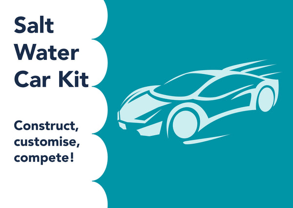 Salt Water Car Kit