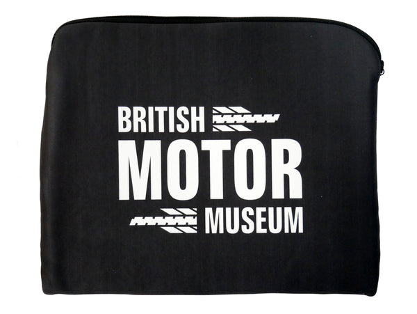 British Motor Museum Tablet Pouch