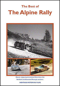 The Best of the Alpine Rally DVD (HMFDVD5006)