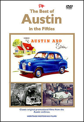 The Best of Austin in the Fifties DVD  (HMFDVD5009)