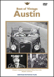 The Best of Vintage Austin DVD  (HMFDVD 5003)