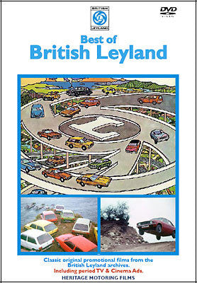The Best of British Leyland DVD  (HMFDVD 5004)