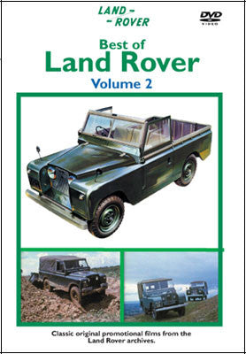 The Best of Land Rover Volume 2 DVD  (HMFDVD5014)