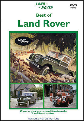 The Best of Land Rover DVD (HMFDVD 5001)